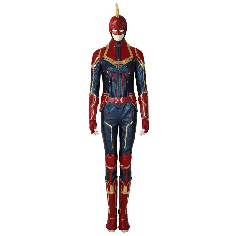 Carol Danvers Costume Captain Marvel Artificial Leather Cosplay Suit Cossuits Marvel, binary, and warbird) is a marvel comics super heroine, distaff counterpart of (their carol danvers through the years.note starting clockwise from the top: carol danvers costume captain marvel artificial leather cosplay suit
