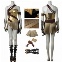 2017 Movie Wonder Woman Diana Princess Costume Cosplay