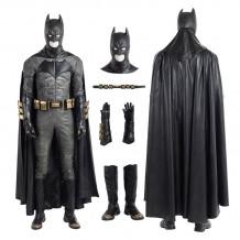Justice League Batman Bruce Wayne Cosplay Costume