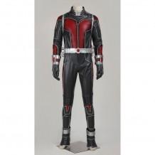 Movie Ant-Man Scott Lang Cosplay Costume Jumpsuit with Helmet