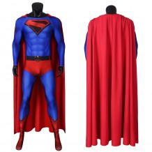 Crisis On Infinite Earths Superman Clark Kent Jumpsuit