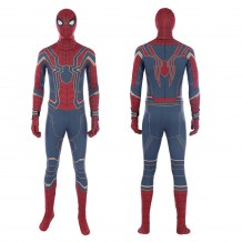 Spider-man Cosplay Costume Avengers Infinity War Spider Iron Suit