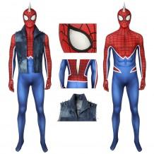 Spider-Man PS4 Punk Spiderman Suit