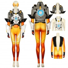 Tracer Cosplay Costume Overwatch 2 Lena Oxton Cosplay Suit