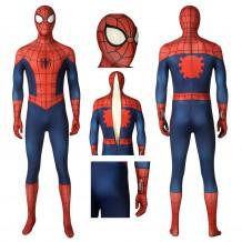 Ultimate Spider-Man Season 1 Peter Parker Cosplay Costume