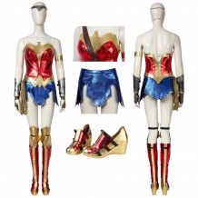 Wonder Woman 1984 Diana Prince Cosplay Outfit