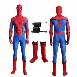 Spiderman Homecoming Spider man Superhero Cosplay Costume