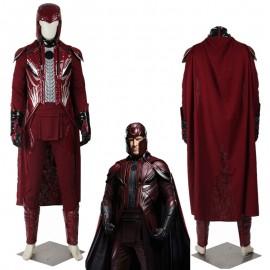 X-Men Apocalypse Erik Lensherr Magneto Cosplay Costume