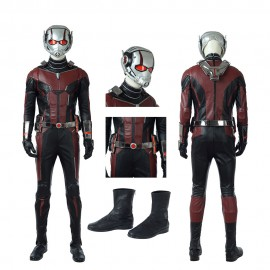 Ant Man Cosplay Costume 2018 Ant Man the Wasp Cosplay Suit