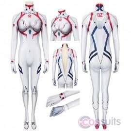 Asuka Langley Cosplay Costumes Rebuild of Evangelion 4.0: Final Cosplay Suit