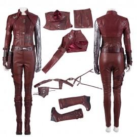 Avengers 4 Cosplay Clothing Avengers Nebula Costumes Full Suit