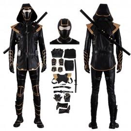Avengers Endgame Hawkeye Cosplay Suit Clinton Barton Costumes