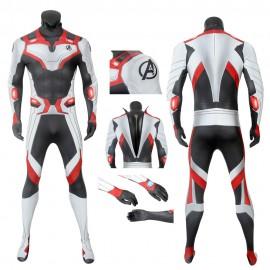 Avengers: Endgame Jumpsuit Quantum Realm Cosplay Costume