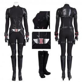 Black Widow Costume Natasha Romanoff Avengers Endgame Cosplay Suit