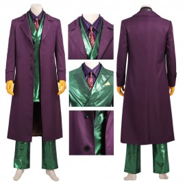 Gotham Joker Cosplay Costume Jerome Valeska Cosplay Suit