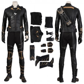 Hawkeye Costume Cosplay Avengers Endgame Cosplay Clinton Barton Suit
