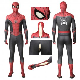 Spider-Man Far From Home Spider-Man Cosplay Costume with Sole