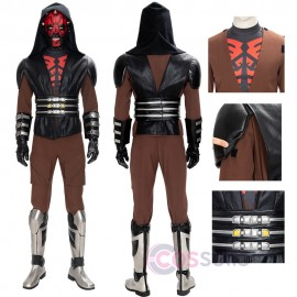 Star Wars Darth Maul Costumes Darth Maul Cosplay Suit