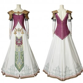 Twilight Princess Cosplay Costume The Legend of Zelda Cosplay Outfit