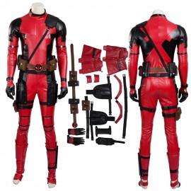 X-Men Deadpool Wade Wilson Cosplay Costume