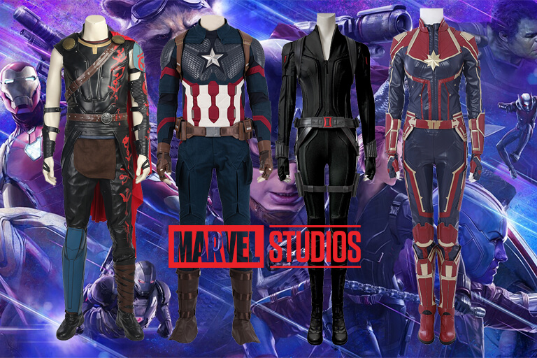 marvel cosplay costumes banner
