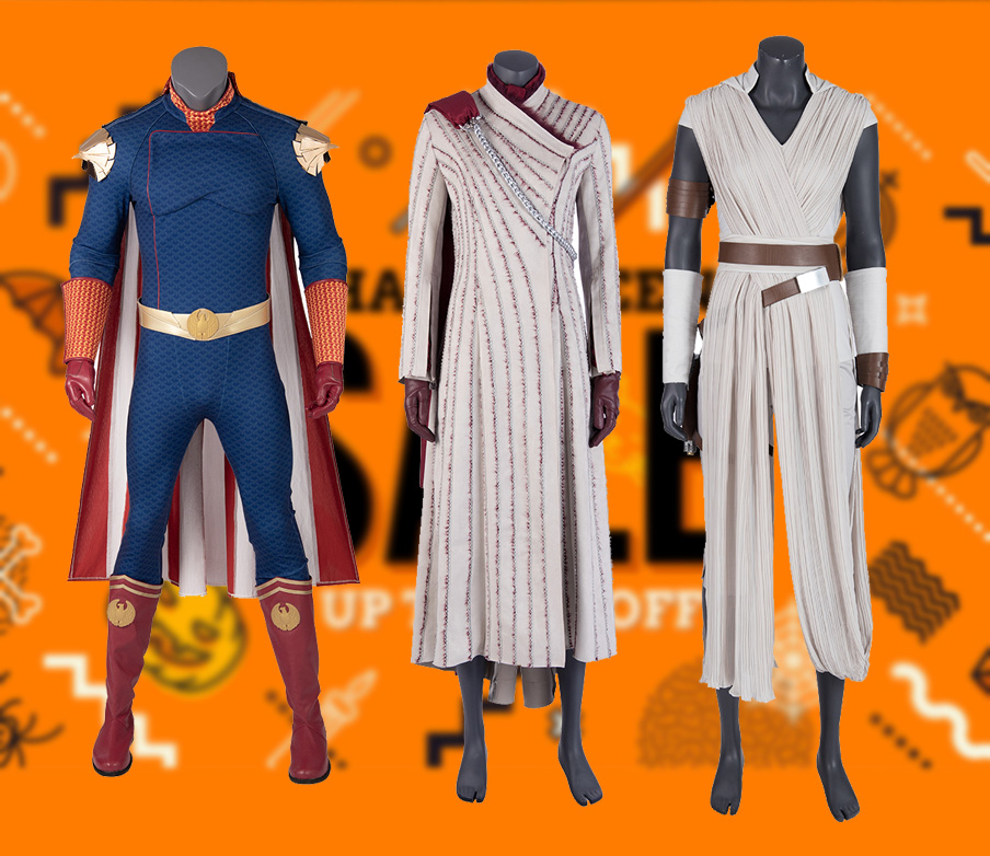 tv movie cosplay costumes